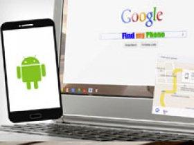 поиск телефона через аккаунт Google