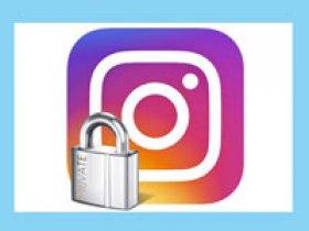 закрытый аккаунт в instagram